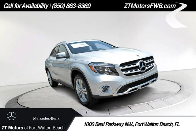 New 2019 Mercedes-Benz GLA in Fort Walton Beach, FL
