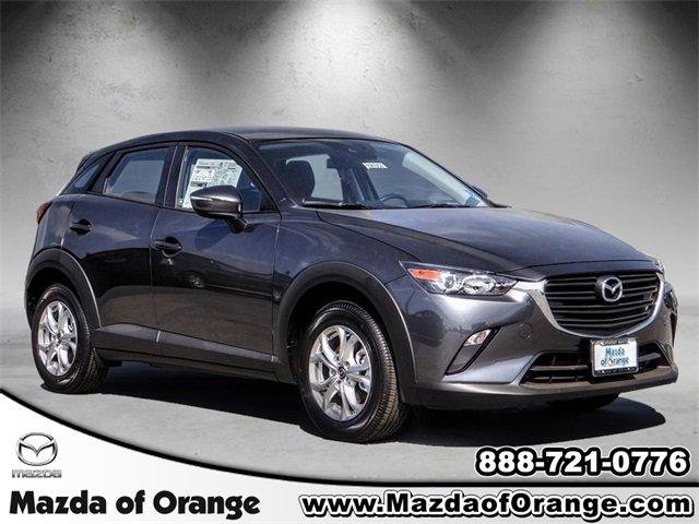 2019 Mazda CX-3 Sport Sport AWD Regular Unleaded I-4 2.0 L/122 [16]
