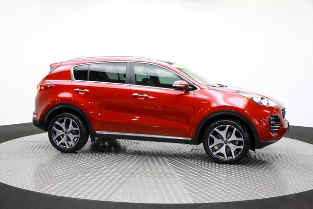 2017 Kia Sportage for sale 122711 3