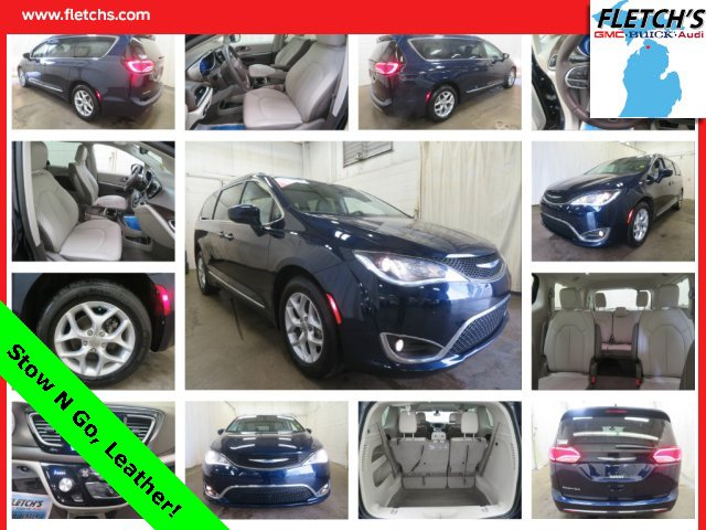 Used 2017 Chrysler Pacifica in Petoskey, MI