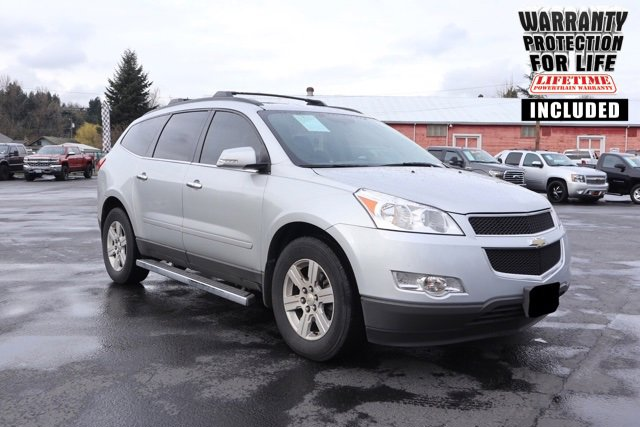 Used 2012 Chevrolet Traverse in Sumner, WA