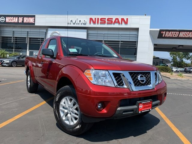 2020 Nissan Frontier SV King Cab 4x2 SV Auto Regular Unleaded V-6 3.8 L/231 [0]