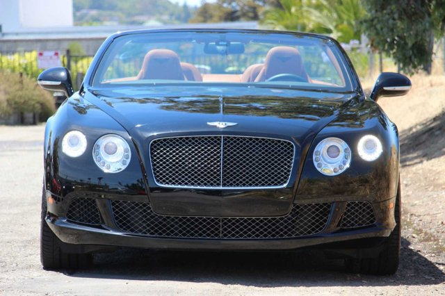 2014 BENTLEY CONTINENTAL GT SPEED Speed 3
