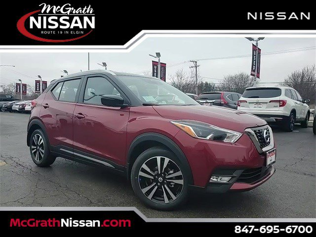 2020 Nissan Kicks SR SR FWD Regular Unleaded I-4 1.6 L/98 [17]