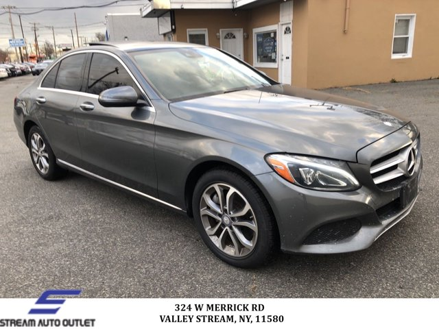 Used 2017 Mercedes-Benz C-Class in Valley Stream, NY