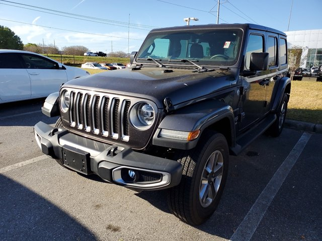 Used 2018 Jeep Wrangler Unlimited in Fort Worth, TX