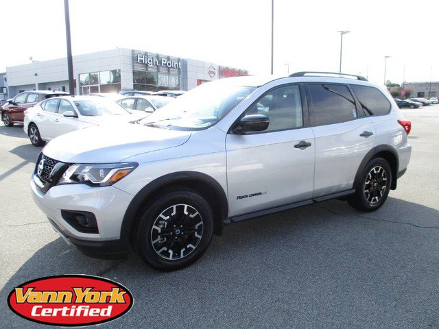 New 2019 Nissan Pathfinder in High Point, NC
