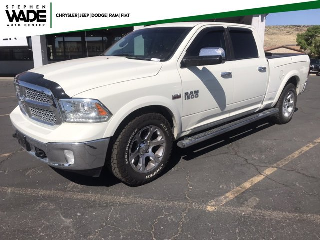 Used 2018 Ram 1500 Laramie