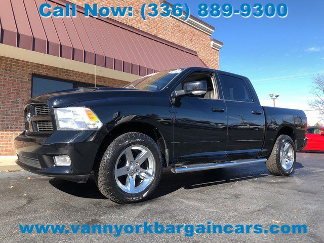 Used 2012 Ram 1500 in High Point, NC