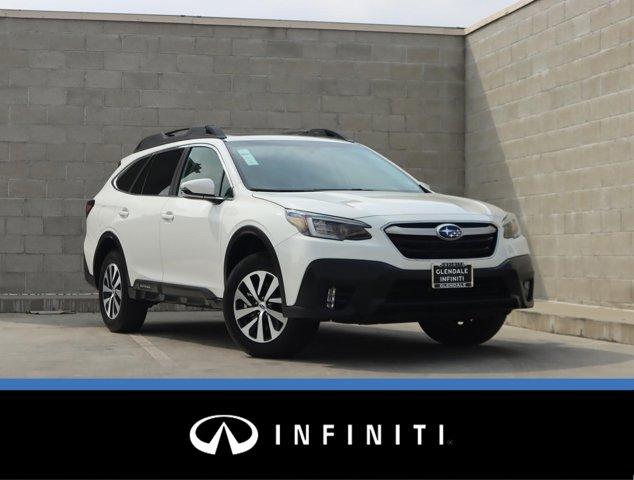 2020 Subaru Outback Premium Premium CVT Regular Unleaded H-4 2.5 L/152 [1]