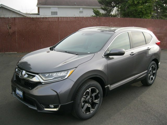 New 2019 Honda CR-V in Newport, OR