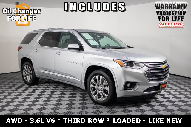 Used 2019 Chevrolet Traverse in Sumner, WA