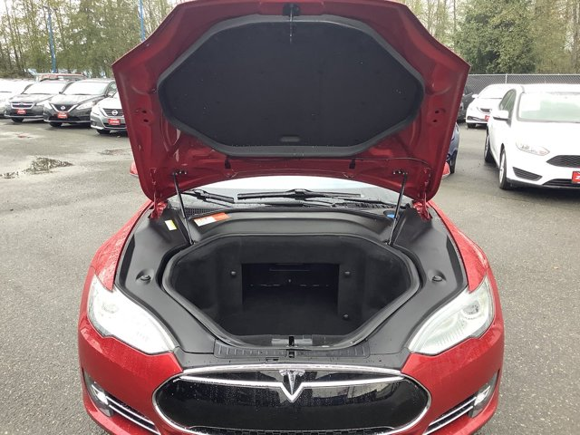 Used 2013 Tesla Model S 4dr Sdn