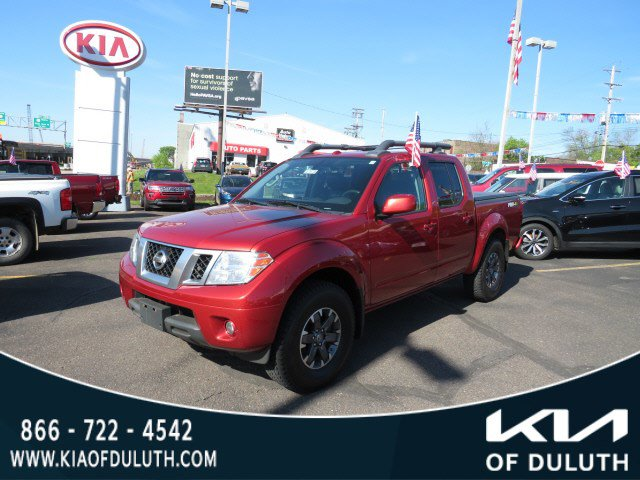 Used 2016 Nissan Frontier in Duluth, MN