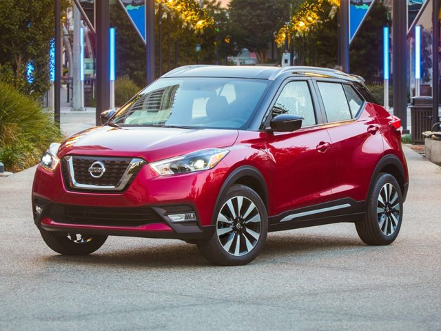 2020 Nissan Kicks S S FWD Regular Unleaded I-4 1.6 L/98 [4]