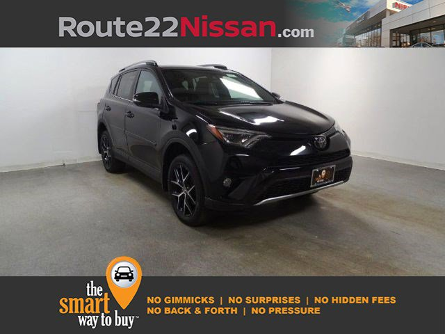 2018 Toyota RAV4 SE SE AWD Regular Unleaded I-4 2.5 L/152 [8]
