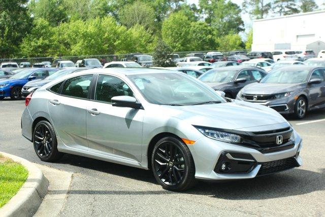 New 2020 Honda Civic Si Sedan in Tallahassee, FL