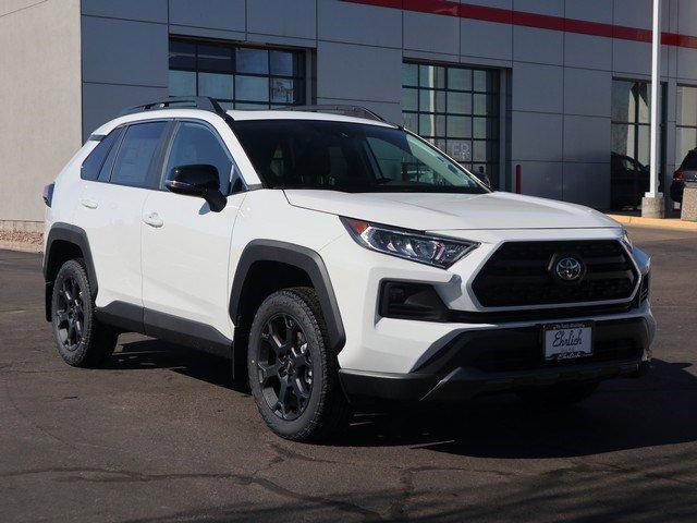 New 2020 Toyota RAV4 in Greeley, CO