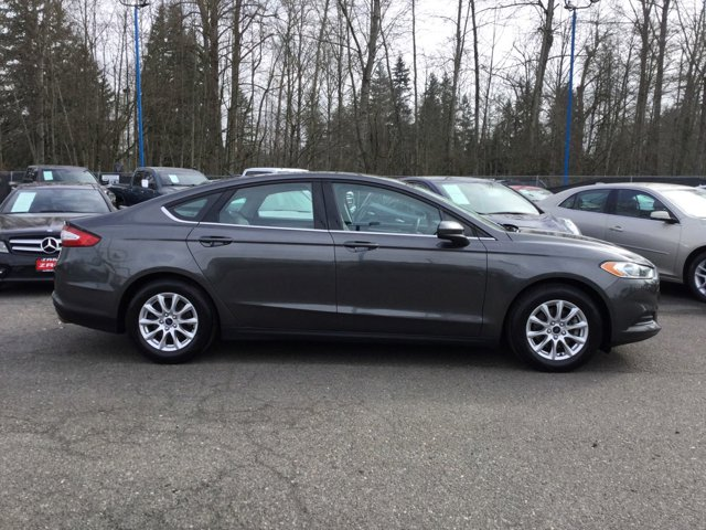 Used 2016 Ford Fusion 4dr Sdn S FWD
