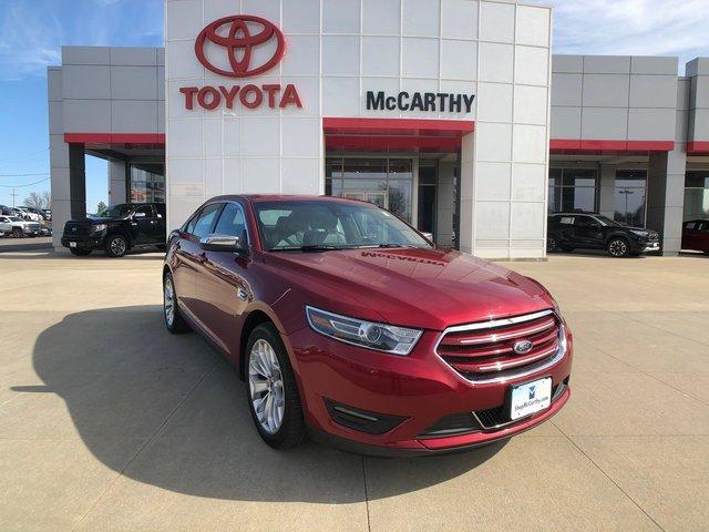 Used 2018 Ford Taurus in Sedalia, MO