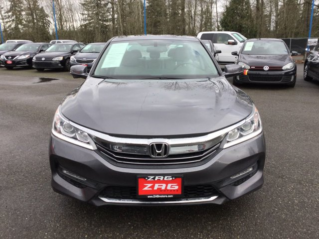 Used 2017 Honda Accord Sedan EX-L V6 Auto