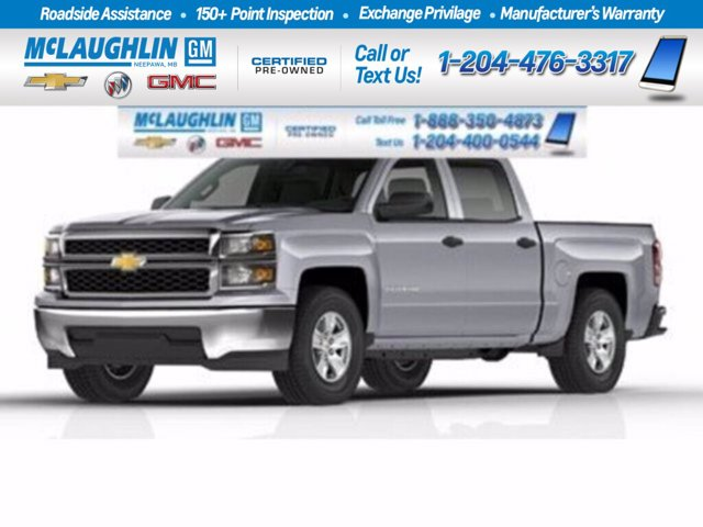 2015 Chevrolet Silverado 1500 LT  Gas 5.3L/325 [16]