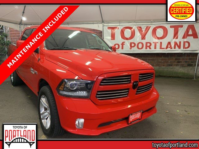 Used 2016 Ram 1500 in , OR
