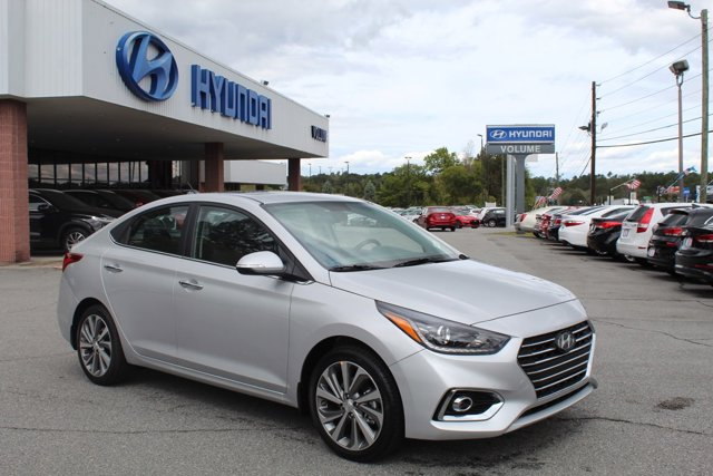 New 2020 Hyundai Accent in Milledgeville, GA