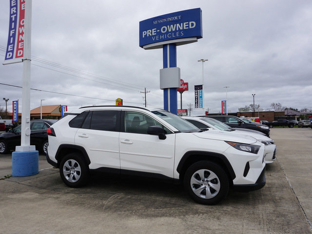 Used 2019 Toyota RAV4 in New Iberia, LA