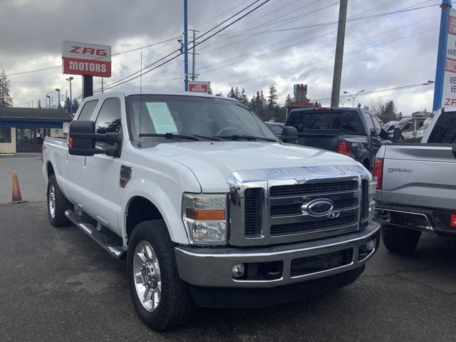 Used 2010 Ford Super Duty F-250 SRW 4WD Crew Cab 156 Lariat