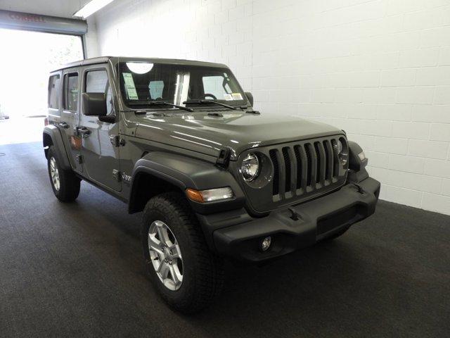 New 2020 Jeep Wrangler Unlimited in Lakeland, FL