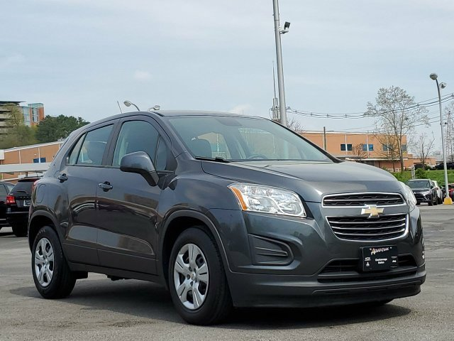 Used 2016 Chevrolet Trax in Chattanooga, TN