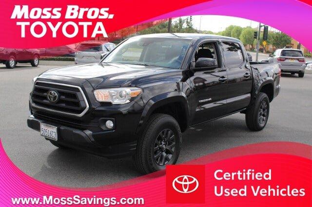 2021 Toyota Tacoma 4WD  Regular Unleaded V-6 3.5 L/211 [2]