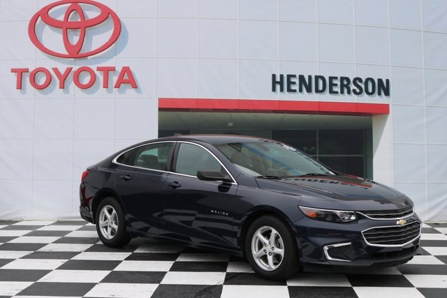 Used 2016 Chevrolet Malibu in Henderson, NC