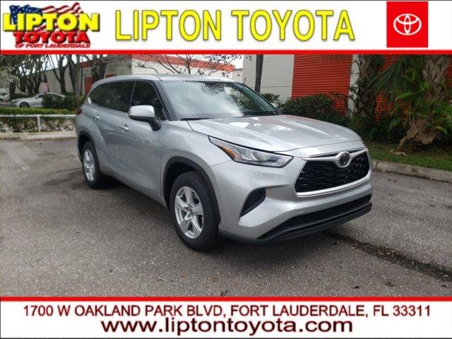 New 2020 Toyota Highlander in Ft. Lauderdale, FL