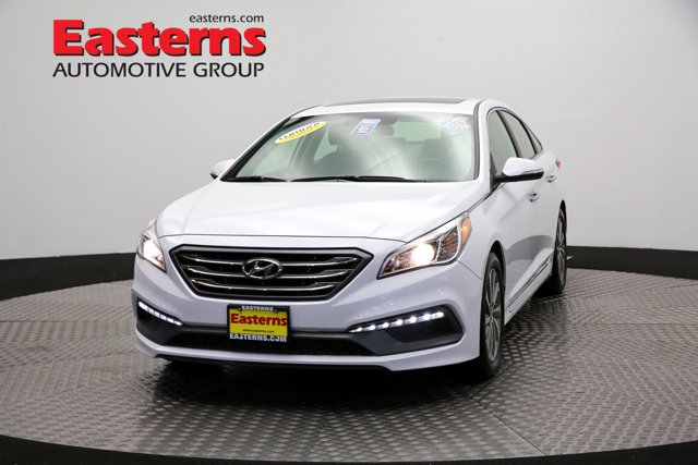 2017 Hyundai Sonata Sport Value Edition 4dr Car