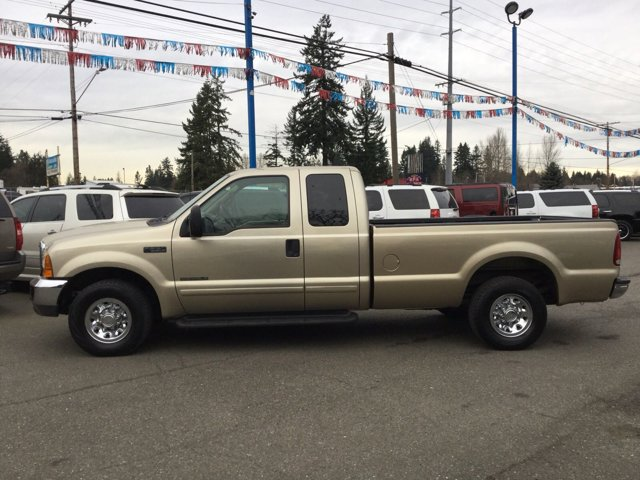 Used 2001 Ford Super Duty F-250 Supercab 158 XLT