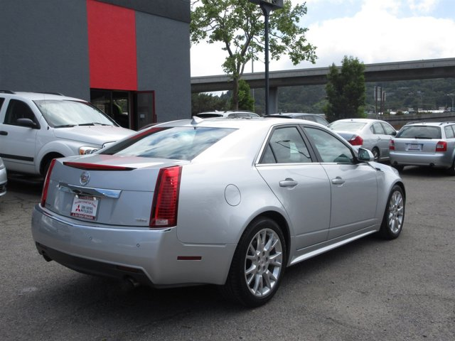 Photo 25 of this used 2012 Cadillac CTS Sedan vehicle for sale in San Rafael, CA 94901