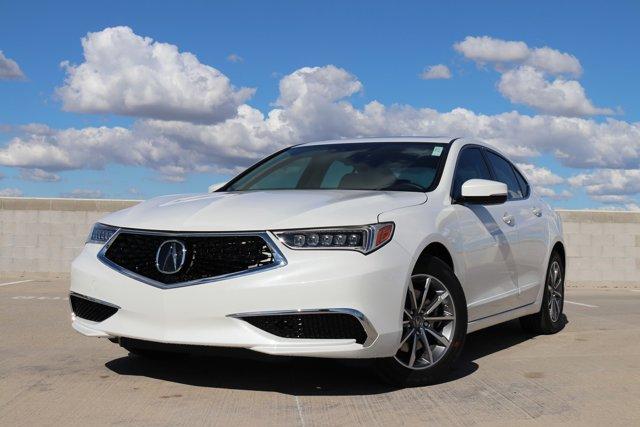 New 2020 Acura TLX in Tempe, AZ