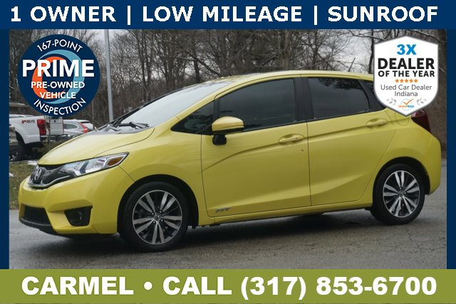 Used 2015 Honda Fit in Indianapolis, IN