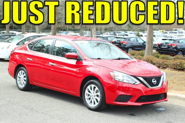 Used 2018 Nissan Sentra in Tallahassee, FL