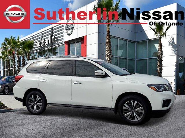 Used 2017 Nissan Pathfinder in Orlando, FL