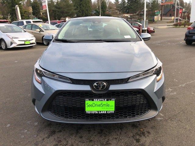 New 2020 Toyota Corolla L CVT