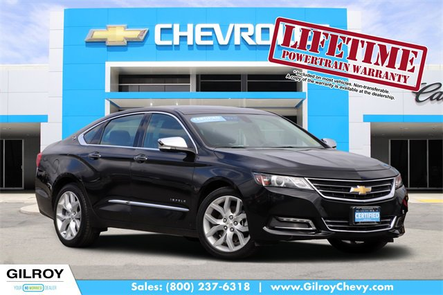 Used 2019 Chevrolet Impala in Livermore, CA