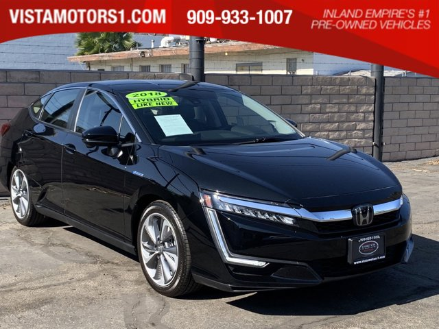 2018 Honda Clarity Plug-In Hybrid Touring 4D Sedan 4-Cyl Hybrid 1.5L **Super Clean**