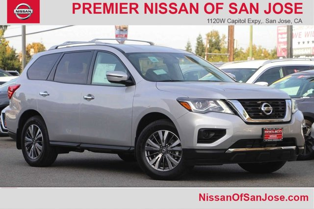 New 2020 Nissan Pathfinder in San Jose, CA