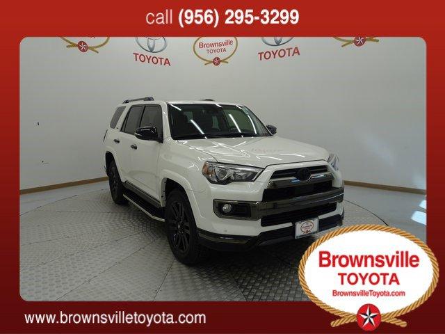 New 2020 Toyota 4Runner in Brownsville, TX