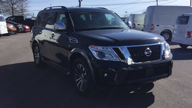 Used 2019 Nissan Armada in Hoover, AL