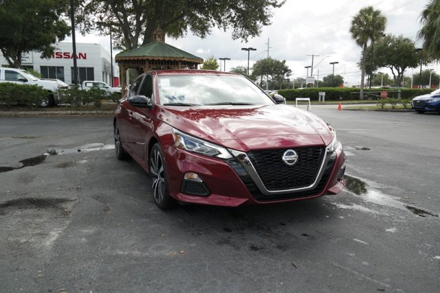 New 2020 Nissan Altima in Tampa, FL