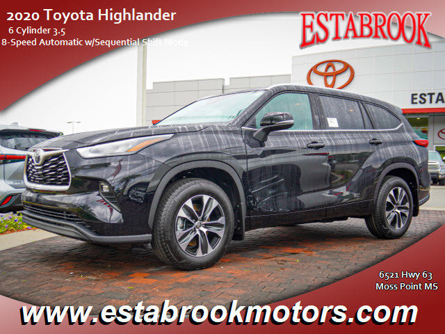 New 2020 Toyota Highlander in , MS